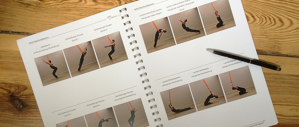 Aerial Yoga Manual Teacher Training