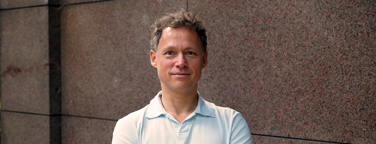 Porträt Jost Blomeyer