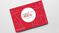 Yoga Berlin - Walk this way - Map
